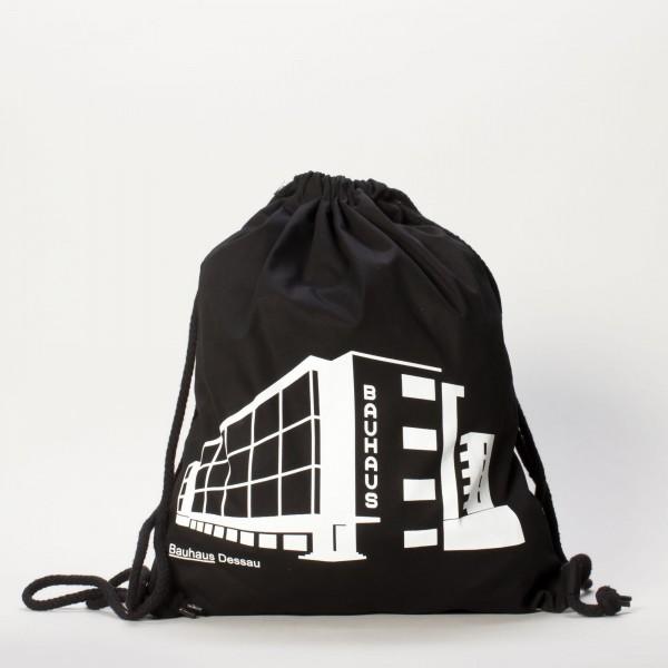 Bauhaus Dessau . Rucksack . weiß