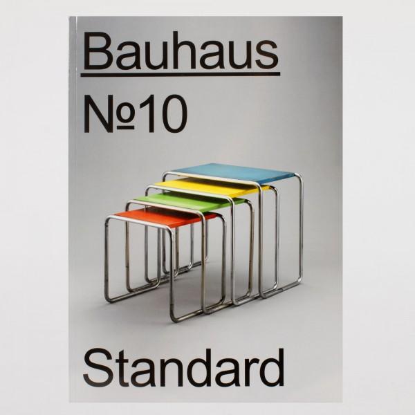 STANDARD . Bauhaus Nr. 10 . deutsch