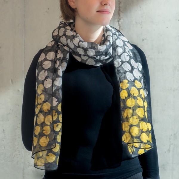 scarf . ANTJE RAUNER . Elsa Thiemann Äpfel