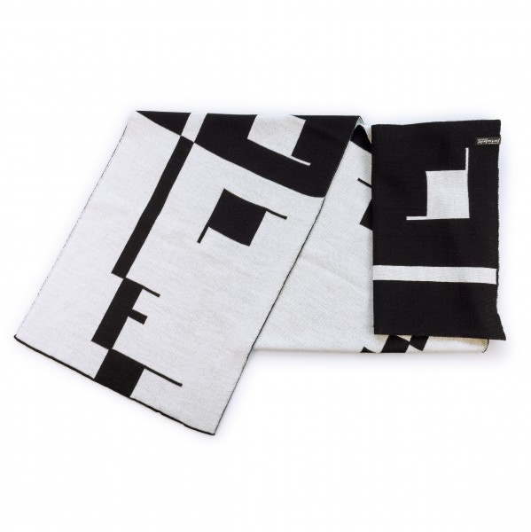 scarf . EDITION OSKAR SCHLEMMER