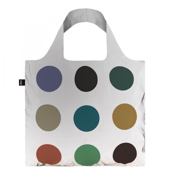 Bag . LOQI . Reflective Dots