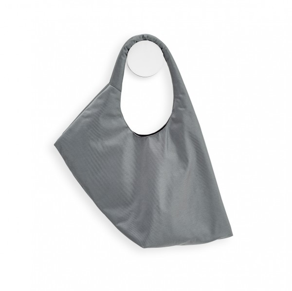DRESS BAG . INZU . Silver