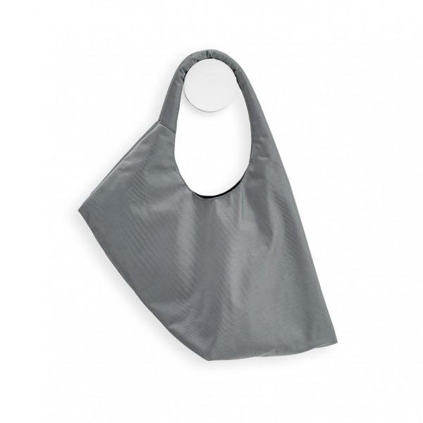 DRESS BAG . INZU . Silver