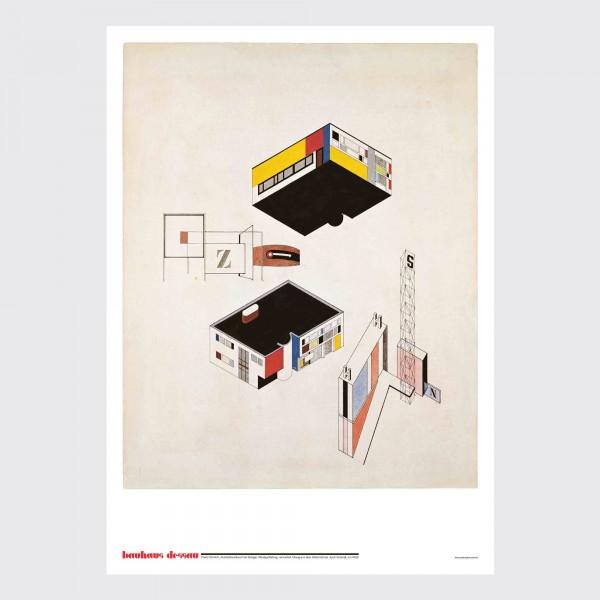 ARCHITEKTURENTWURF . Poster #49 SBD
