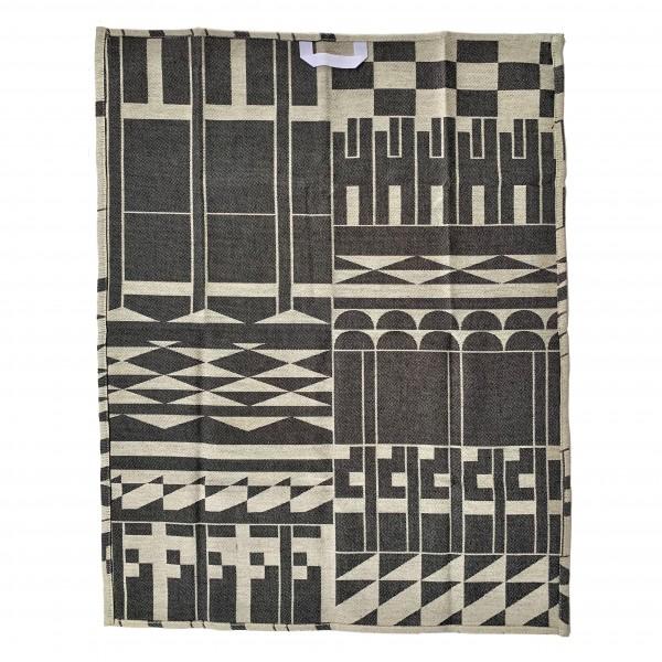kitchen towel . KANON . GUNTA STÖLZL . black nature