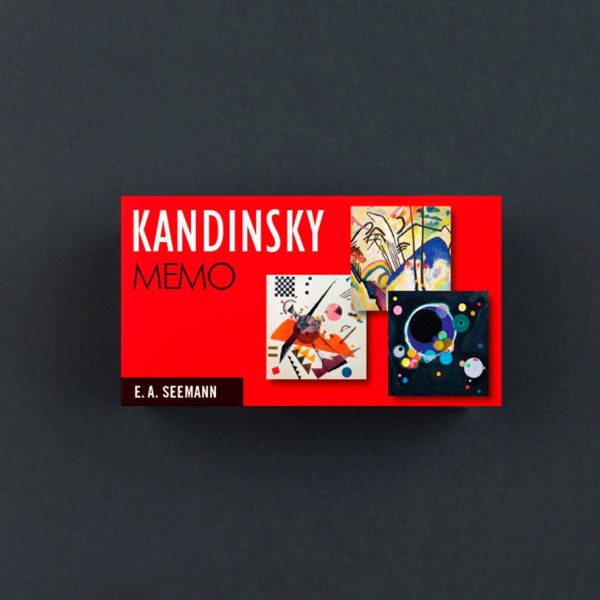 Memo . WASSILY KANDINSKY