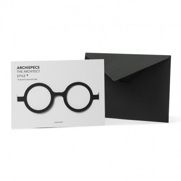 folded card . ARCHISPECS