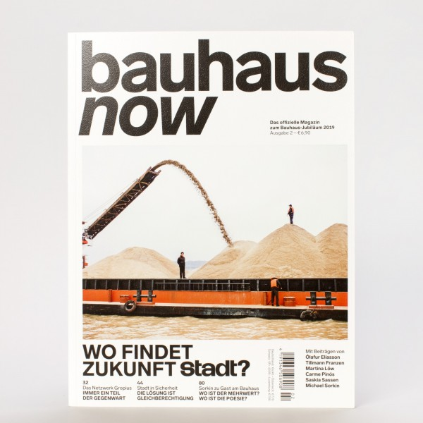 BAUHAUS NOW #2 . german