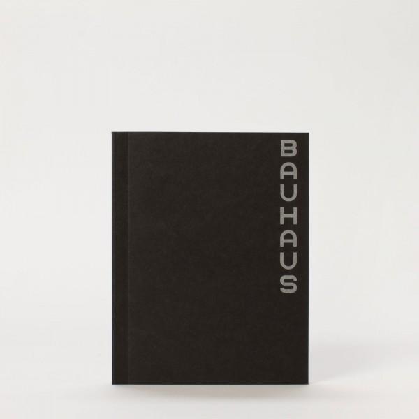 BAUHAUS . Notizbuch