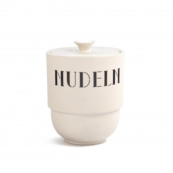 storage jar . THEODOR BOGLER . Nudeln