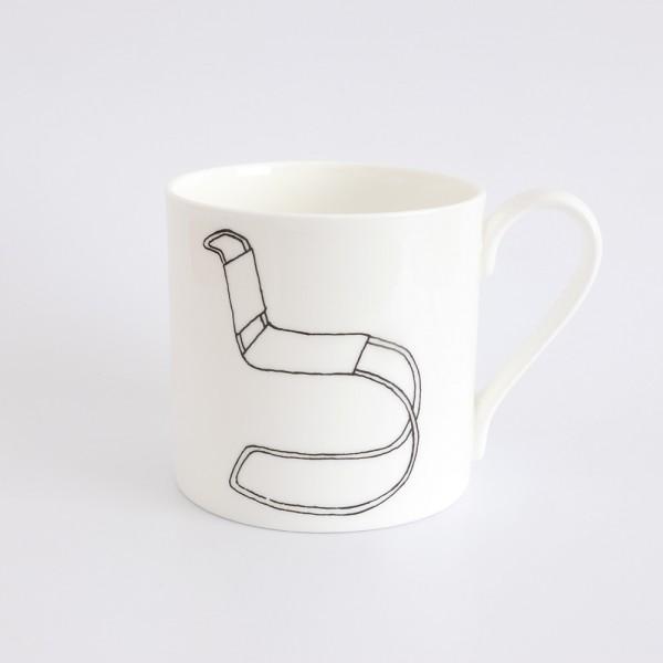 mug . MR 10 . MIES VAN DER ROHE