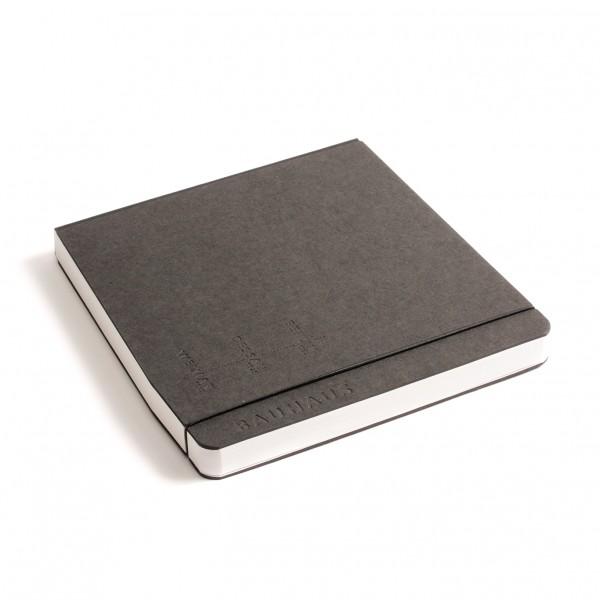 Skizzenbuch . BAUHAUS . Bindewerk . Quadrat