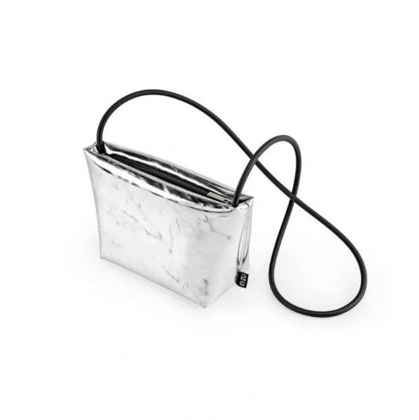handbag . MOUSE BAG . INZU . S . avatar silver