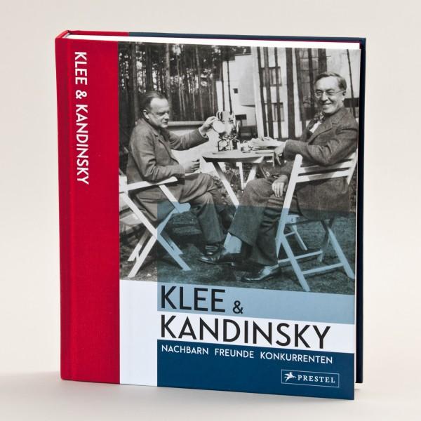 Vivian Endicott Barnett . KLEE & KANDINSKY . Prestel . HC
