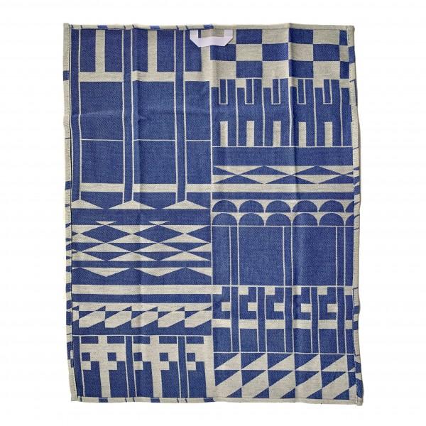 kitchen towel . KANON . GUNTA STÖLZL . blue nature