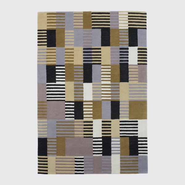 WALLHANGING (1926). ALBERS . Wandteppich