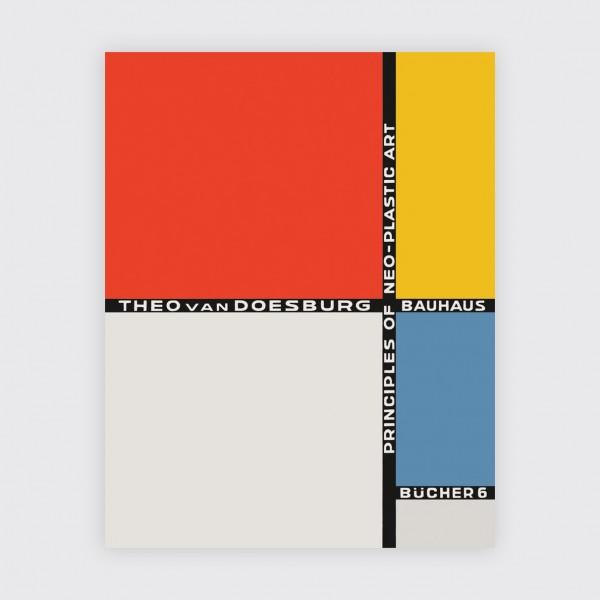 Bauhausbücher 6 . DOESBURG . Neo-Plastic Art