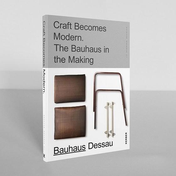 CRAFT BECOMES MODERN . Katalog
