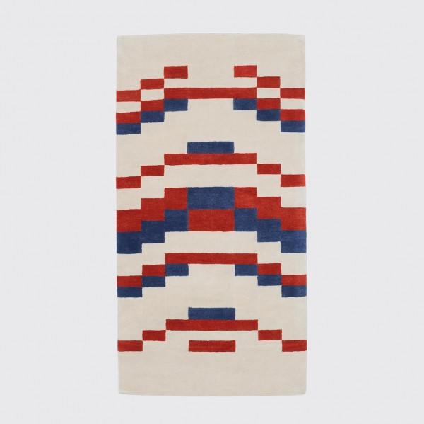 Teppich . ANNI ALBERS . TEMPLE BERRY