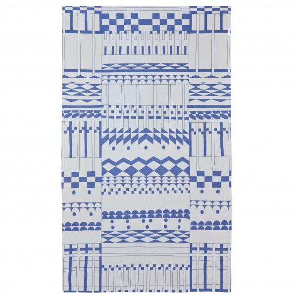 table cloth . KANON . GUNTA STÖLZL . blue nature