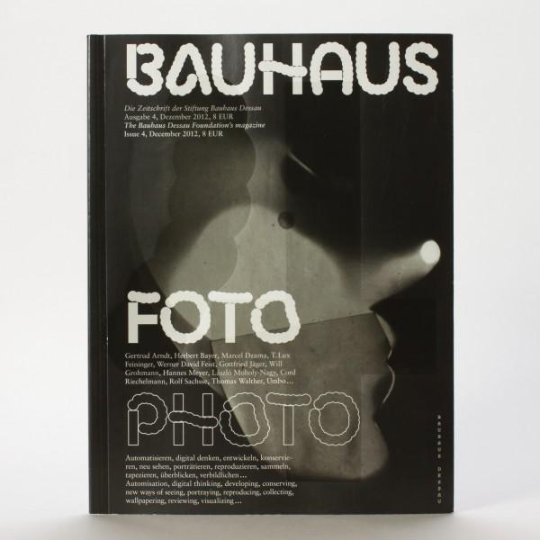 FOTO . Bauhaus Zeitschrift Nr. 4